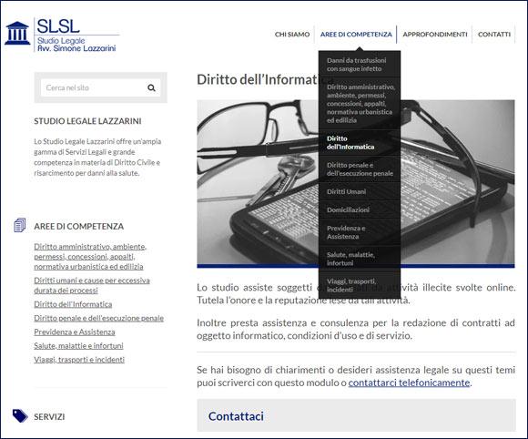 Diritto dell'informatica | Studio Legale Simone Lazzarini | Milano