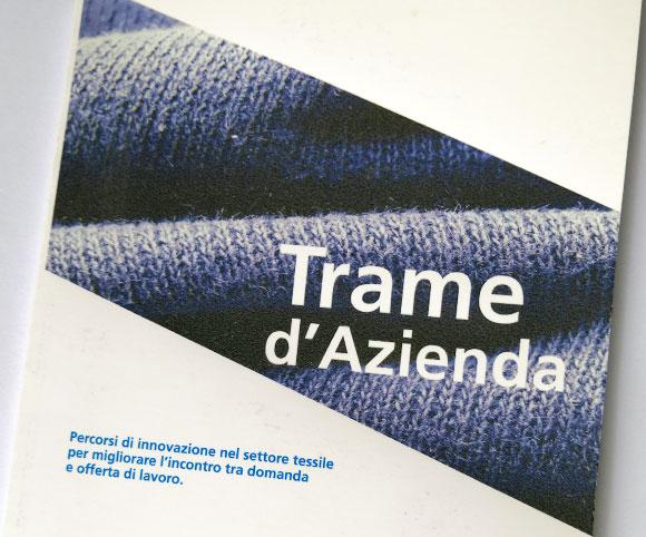 Libro sul settore tessile in Italia