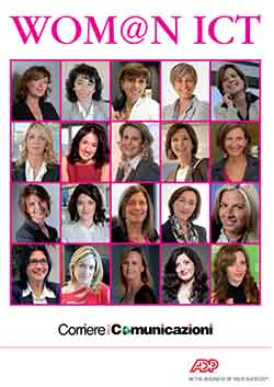 WOMAN ICT Interviste a 30 dirigenti donne