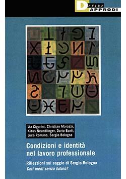 Condizioni e identità nel lavoro professionale - Libro con un contributo di Dario Banfi