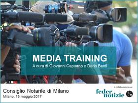 Media Training per professionisti