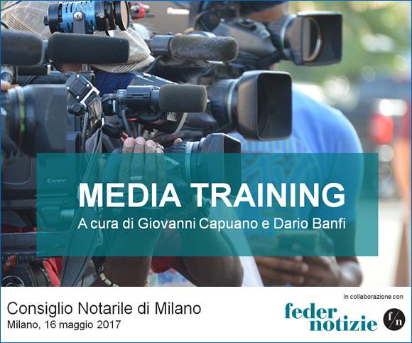 Formazione per professionisti - Comunicare con la stampa