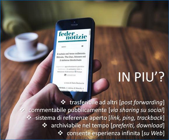 Giornali via Web e dispositivi mobili - Maggiore interazione e ingaggio con i lettori