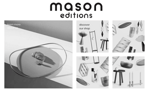 Mason Editions Shop Online