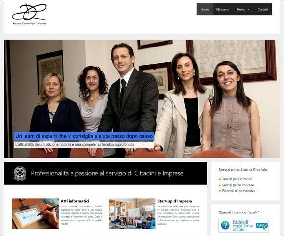 Passaggio a WordPress ed Editor a Blocchi (Gutenberg) - Restyling tema grafico WordPress