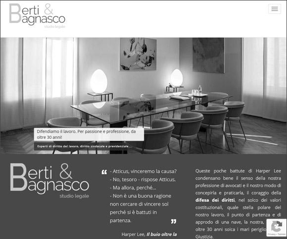 Il sito Studiobertibagnasco.it è stato realizzato da Dario Banfi