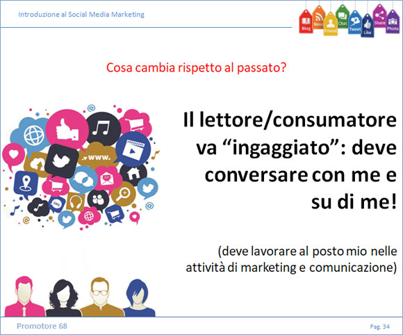 Misurare l'engagement, disegnare una content strategy e strumenti per la gestione social