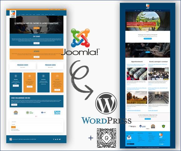 Siti Web per professionisti, consulenti, esperti di sicurezza sul lavoro - By Dario Banfi