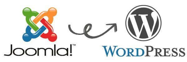 Migrazione sito Joomla verso WordPress