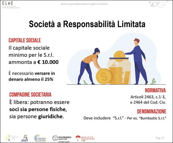 Società a responsabilità limitata. Semplificata o normale?