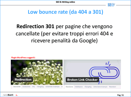 Avere un numero basso di errori 404 aiuta a migliorare la SEO