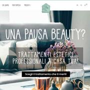 Progetto Chez Toi - Ecommerce trattamenti di bellezza